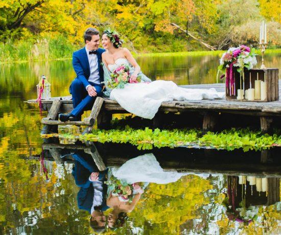 Свадьба в Рузе