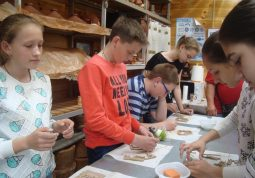 Мастер-класс по керамике