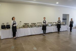 """В парк-отеле """"Актер-Руза"""" открылся новый, просторный зал рациона шведского питания!"""